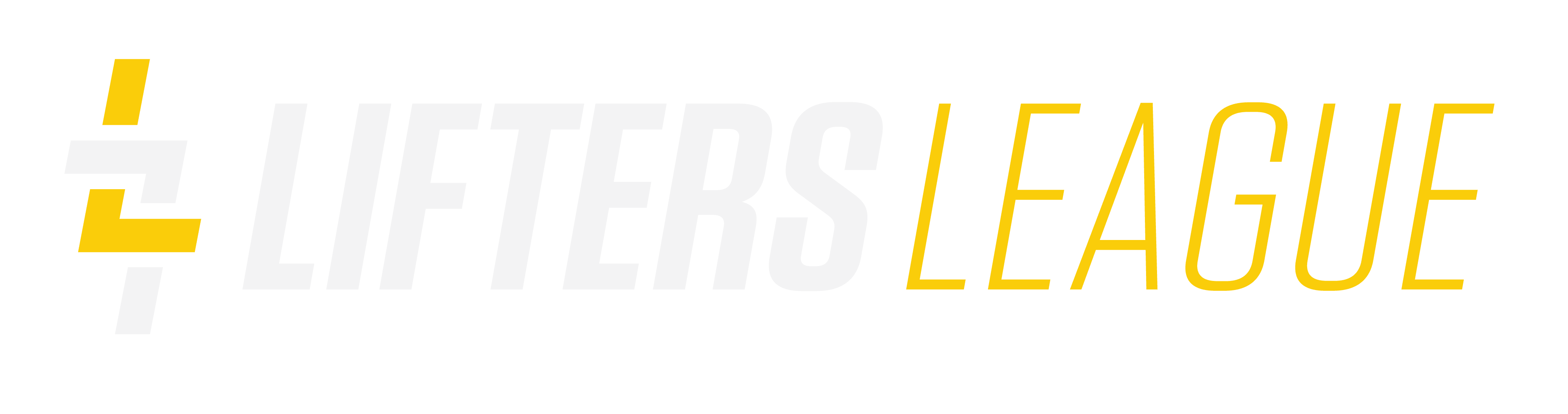 Lifters League Logo Rev